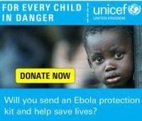 Κάνε κλικ για μια δωρεά στην UNICEF